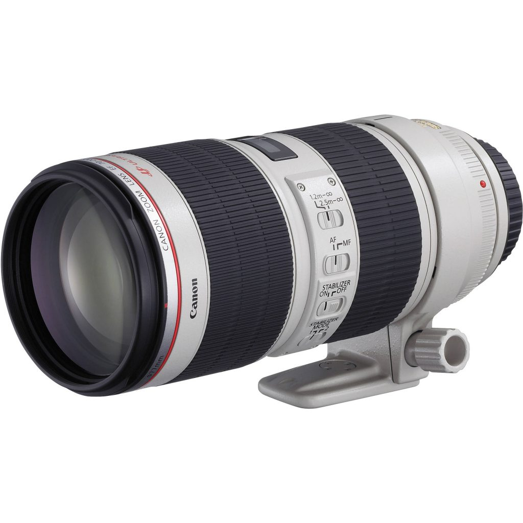 Canon EF 70-200mm f/2.8L IS II