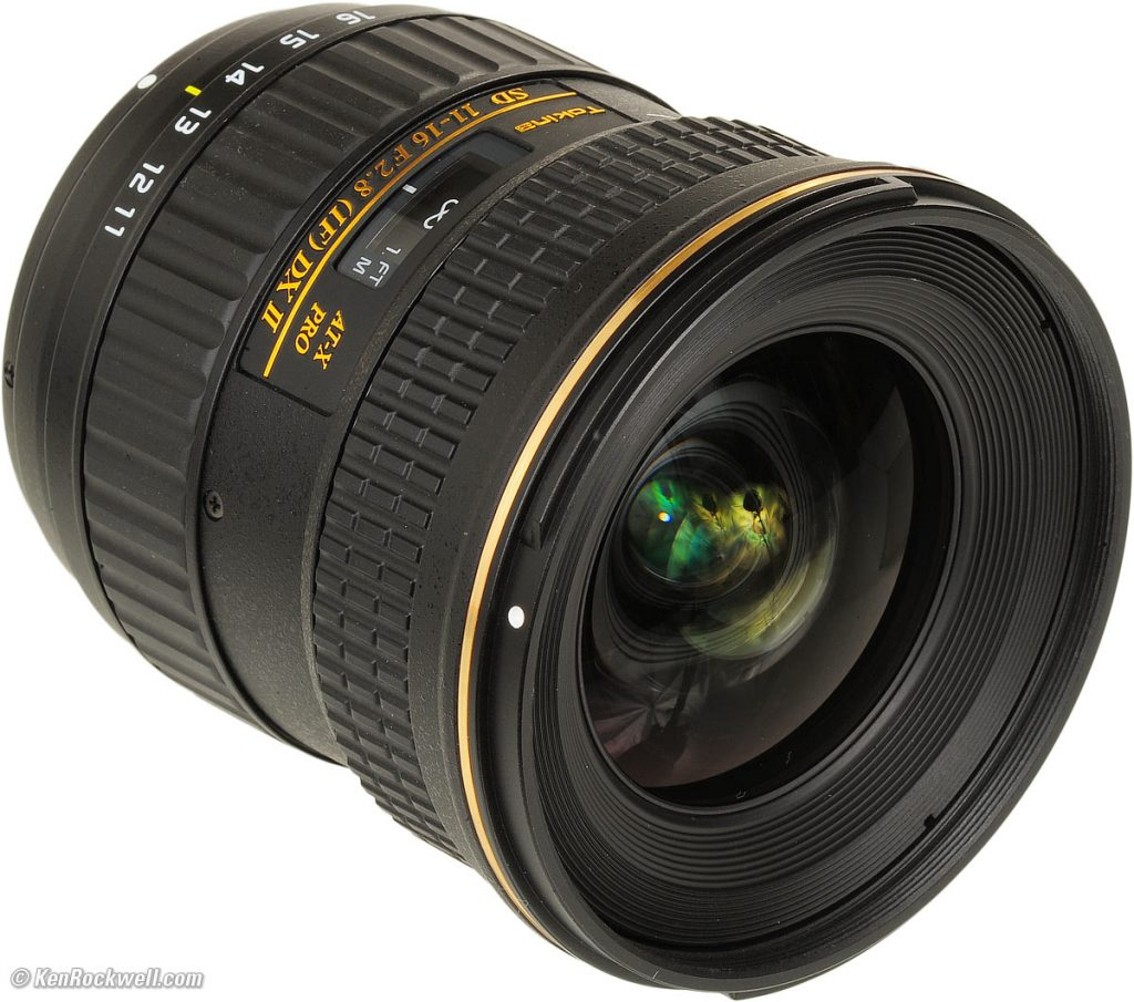 Tokina AT-X 11-16mm f/2.8 IF DX