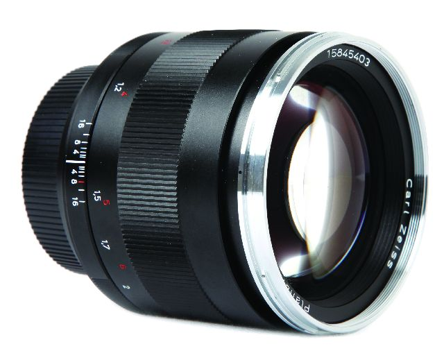 Carl Zeiss Planar T* 85mm F/1.4