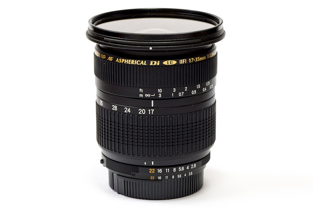 TAMRON 17-35MM F2.8-4 FOR CANON