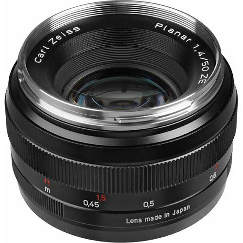 Carl zeiss 50mm F/1.4 planar