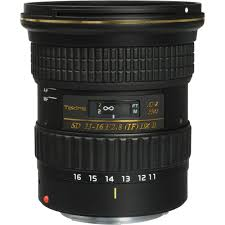 Tokina AT-X 11-16mm f/2.8 IF DX for Canon