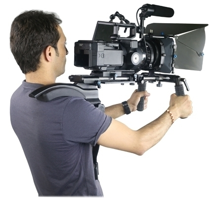 Shoulder Mount Camera